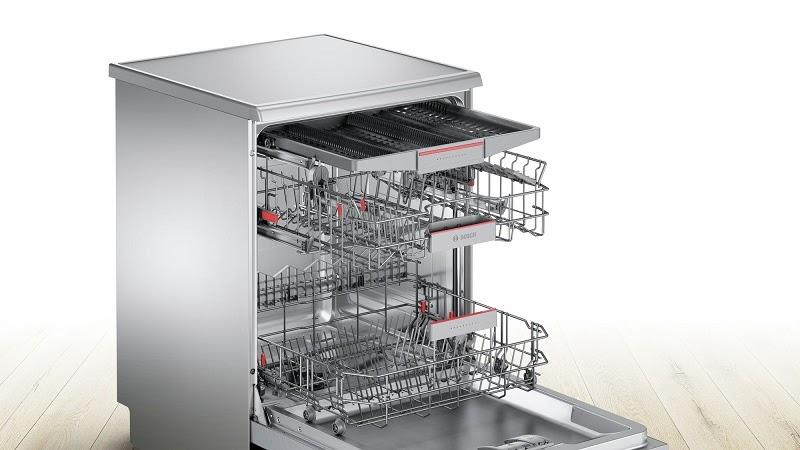 Thiết kế máy rửa bát Bosch SMS46NI05E
