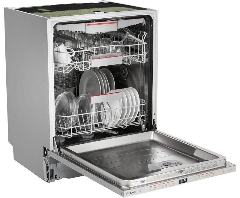 Thiết kế máy rửa bát Bosch SMS6ZCI49E