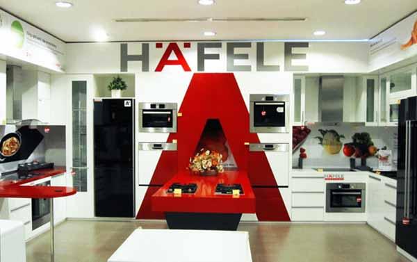 Thương hiệu Hafele