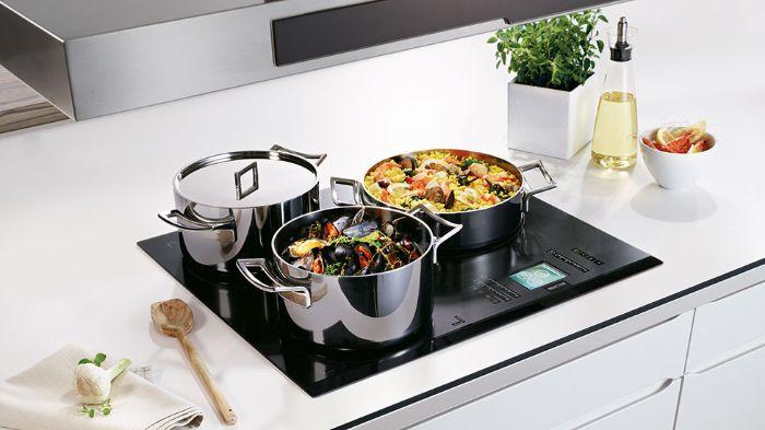 Ưu điểm của bếp từ âm 3 vùng nấu