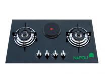 Bếp gas âm Napoli NA-803E