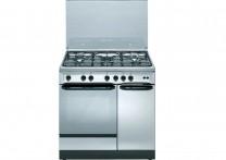 Bếp tủ liền lò Ariston C34SG1(X)EX