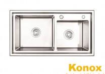 Chậu rửa bát Konox KN 8246 TD