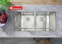 Chậu rửa bát konox KN7544DUB