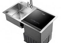 Chậu rửa kết hợp máy rửa bát Hafele HAFELE HDW-SD90A