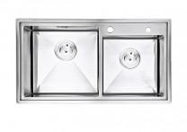 Topmount sink KN8246TD