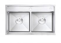 Topmount sink KN8248TD