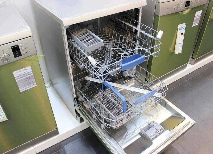 """11+ Mẫu máy rửa bát gia đình """"hot"""" nhất giá chỉ từ 8,5 triệu"""