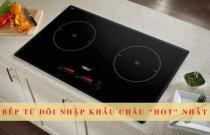 """5+ Mẫu bếp từ đôi nhập khẩu Châu Âu bán """"hot"""" nhất tại Hà Nội và TP.HCM"""