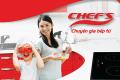 Khuyến mại Bếp từ Chefs chính hãng tháng 6 tại hệ thống Eukitchen